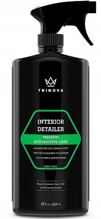 TriNova Dashboard Cleaner and Protectant