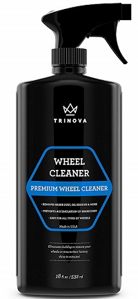TriNova Wheel Cleaning Gel Premium Wheel Cleaner