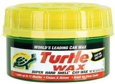 Turtle Wax T-223 Super Hard-Shell Paste Wax