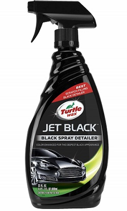 Turtle Wax T-319 Black Spray Detailer