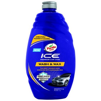 Turtle Wax T-472R ICE Car Wash Soap & Shampoo