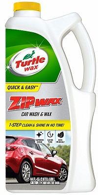 Turtle Wax T79 Car Wash Soap Plus Wax
