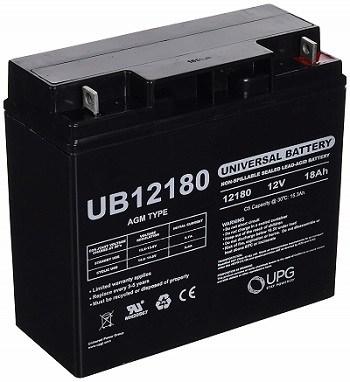 UPG UBCD5745 Sealed Lead Acid Battery