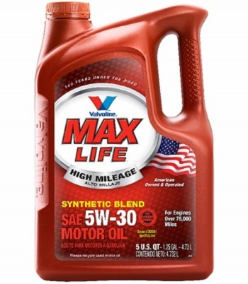 Valvoline 782256 MaxLife Synthetic Motor Oil