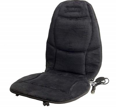 Wagan Soft Velour IN9438 Car Seat Cushion