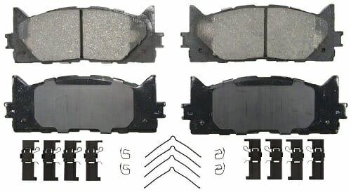 Wagner ZD1293 Ceramic Brake Pad