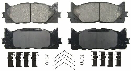 Wagner ZD1293 Ceramic Brake Pad