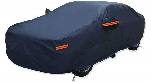 Yitamotor Universal Fit Breathable Car Cover