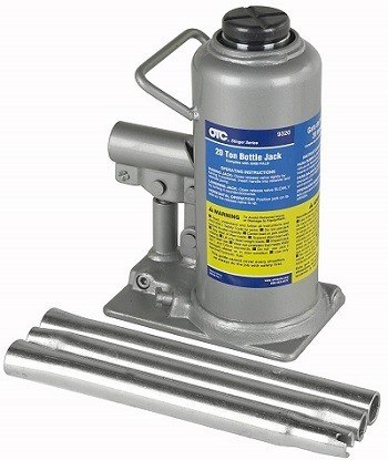OTC 9320 Stinger Chromed 20-Ton Bottle Jack