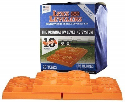 Tri-Lynx Original RV Leveling Block