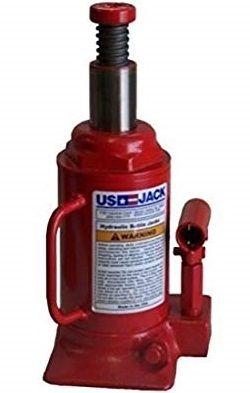 US Jack D-51125 12-Ton Bottle Jack