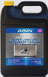 Aisin ACT002 Super Long Life Antifreeze Coolant