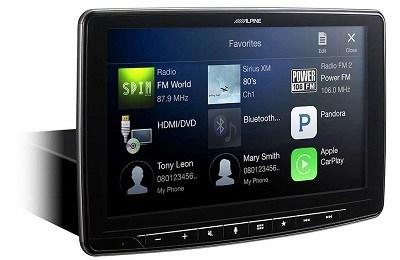 Alpine ILX-F309 HALO9 Car Play Stereo