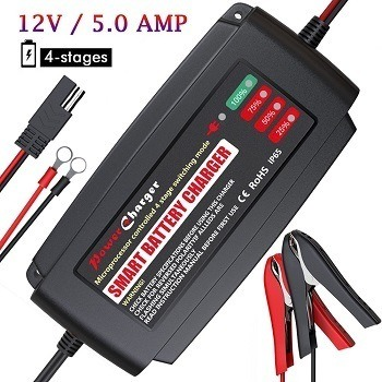 BMK BlueMickey Trickle Battery Charger