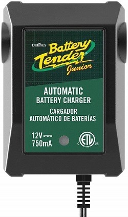 Battery Tender 021-0123 Junior Battery Charger