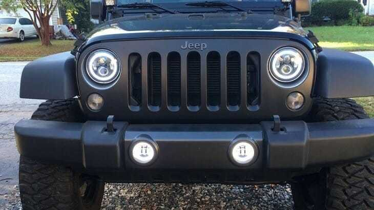Halo Lights For Jeep Wrangler >> 7 Best Halo Lights For Jeep Wrangler Reviews And Buying Guide