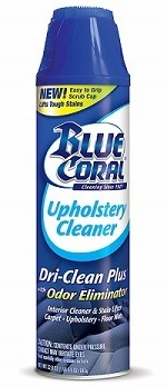 Blue Coral DC22 Odor Eliminator & Upholstery Cleaner