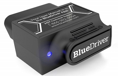 BlueDriver Pro OBD2 Bluetooth Adapter