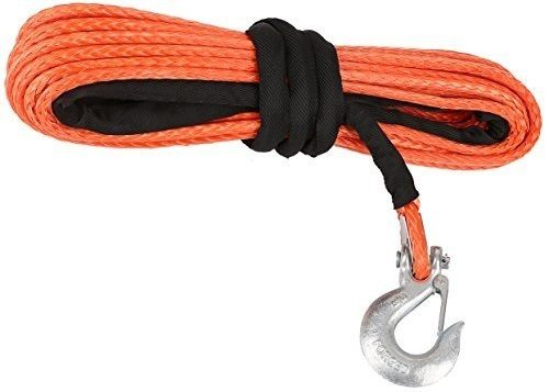 Boar Offroad Synthetic Winch Rope with Hook