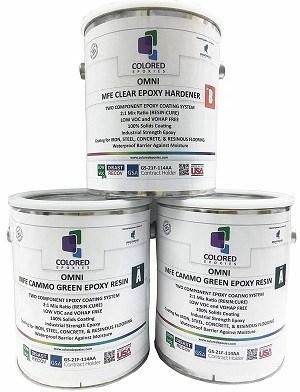 Coloredepoxies Epoxy Resin Coating