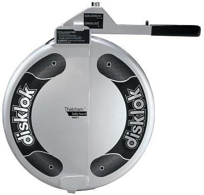 Disklok Full Cover Steering Wheel Lock