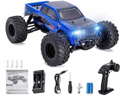 Distianert 4WD RTR Electric RC Car