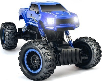 Double E Monster Truck RC Car