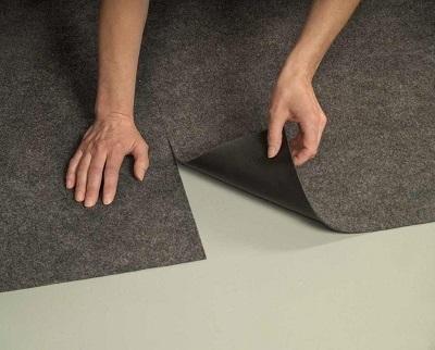 Drymate Max MAXGMC17 Polyester Garage Floor Mat