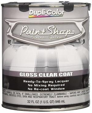 Dupli-Color Automotive Clear Coat