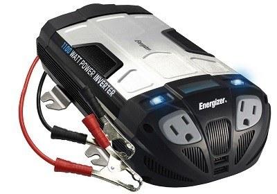 Energizer 1,100-Watt Power Car Inverter