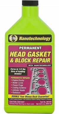 K&W 401232 Head Gasket Sealer Using Nano-Technology