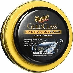 Meguiar's Gold Class Premium Carnauba Wax