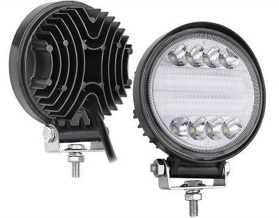 Moso LED Round Combo Beam LED Pods