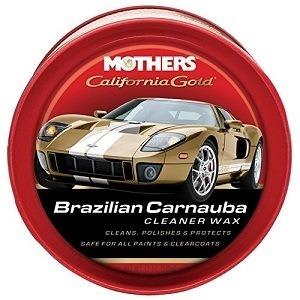 Mothers 5500 California Gold Carnauba Wax Paste