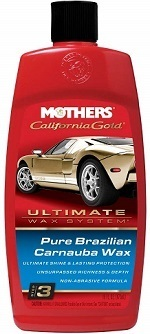Mothers 5750 California Gold Pure Brazilian Carnauba Wax