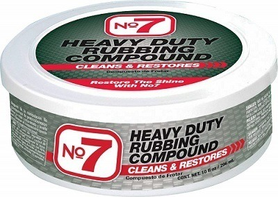 Niteo Products 08610 No7 Heavy-Duty Rubbing Compound