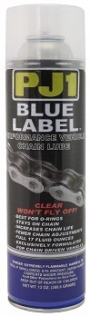 PJ1 Blue Label Motorcycle Chain Lube