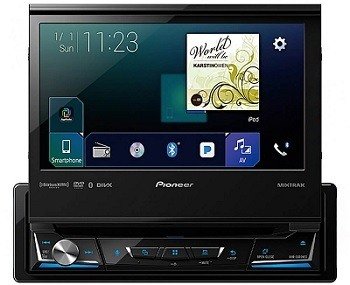 Pioneer AVH-3300NEX Car Play Stereo
