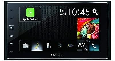 Pioneer AppRadio 4 SPH-DA120 Car Play Stereo