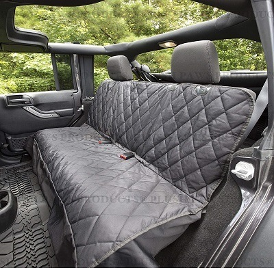 Plush Paws Products Ultra-Luxury Pet Seat Cover
