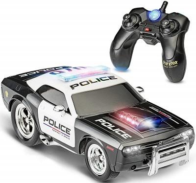 Prextex RC Police Car