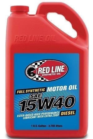 Red Line Diesel Motor Oil