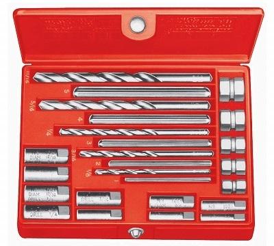 Ridgid 35585 Screw Extractor Set