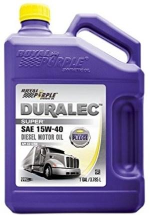 Royal Purple Diesel Motor Oil