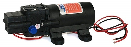 Seaflo 21 Series Diaphragm Marine RV Water Pump