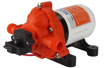 Seaflo Self-Priming Diaphragm RV Water Pump