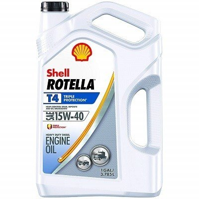 Shell Rotella T Triple Protection Diesel Motor Oil
