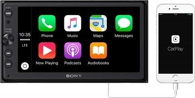 Sony XAV-AX100 Head Unit
