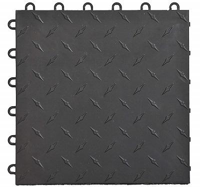 Speedway 789453B-50 Diamond-Pattern Garage Floor Mat