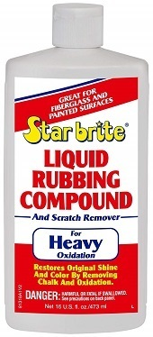 Star Brite Oxidation & Scratch Removal Rubbing Compound